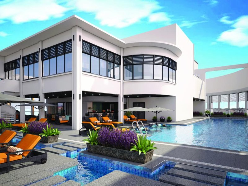 Luxury Apartment Danang 1