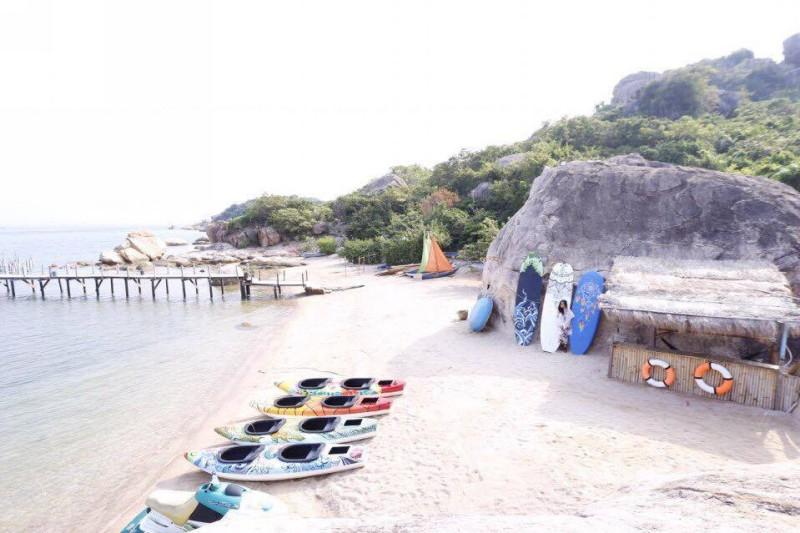 resort sao biển cam ranh 10