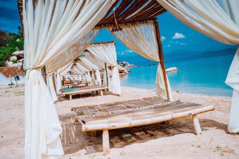 sao biển cam ranh resort 3
