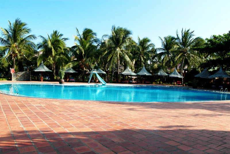 Palmira Beach Resort  spa 1