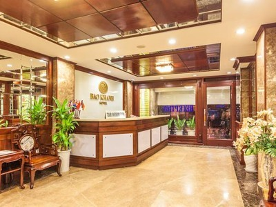 BẢO KHÁNH HOTEL – 3SAO