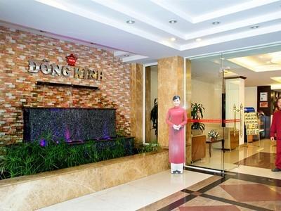 ĐÔNG KINH HOTEL - SÀI GÒN