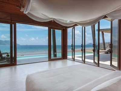 RESORT SIX SENSES CÔN ĐẢO